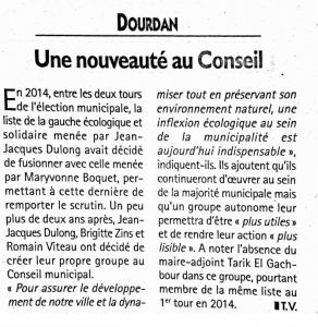 Article Le Républicain juillet 2016